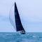racing sailboat propeller / folding / propeller shaft / 2-blade