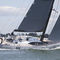 cruising sailing yacht / deck saloon / 5-cabin / with bowsprit