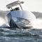 outboard center console boat / center console / sport-fishing / 12-person max.