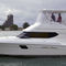 inboard express cruiser / diesel / twin-engine / flybridge