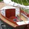Classic sailboat / open transom Pisces 21 Classic Boat Shop