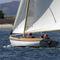 Classic sailboat / open transom Pisces 21 Classic Boat Shop