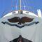 classic sailing yacht / center cockpit / ketch