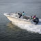 Outboard runabout / dual-console / bowrider / 8-person max. Freedom 215 Grady-White
