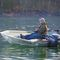 outboard jon boat / sport-fishing / aluminum / 3-person