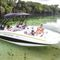 Outboard deck-boat / wakeboard / 10-person max. 1950 Tahoe