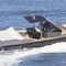 inboard inflatable boat / rigid / center console / hard-top