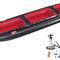 Multi-use canoe / inflatable / 2-seater / polyester XR-TREKKING Grabner