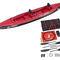 Sit-on-top kayak / inflatable / touring / 2-seater RIVERSTAR Grabner