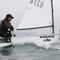 single-handed sailing dinghy / regatta / Optimist