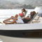 outboard walkaround / 9-person max. / twin-berth / sundeck
