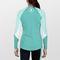 long-sleeve lycra top / women's