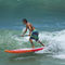 wave SUP / inflatable / PVC / EVA