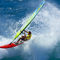 wave windsurf board / freestyle / tri-fin