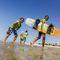 twin-tip kiteboard / all-around
