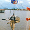 sailboat lift / mast