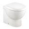 Marine toilet / gravity flush Breeze TECMA