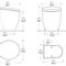 marine toilet / with macerator