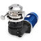 Yacht windlass / vertical / electric / double-drum STAR PLUS Italwinch