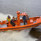 Inboard rescue boat / inflatable boat / semi-rigid / center console ALN 079 'BlastBeam' Alnmaritec