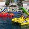 4-place pedal boat / with slide HIDROFERRARI Hidromotor Solar La Noria