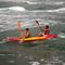 sit-on-top kayak / rigid / sea / 2-person