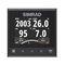 wind anemometer / radio / AIS / speed log