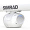 Radar antenna / for boats / for yachts / open array HALO™-4 Simrad Yachting