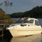 inboard cabin cruiser / open / side console / 4-berth