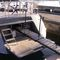 yacht gangway / for sailboats / telescopic / rotating