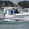Aluminum multi-purpose work boat PIXSEA 800 IB BORD A BORD