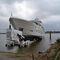 heavy-duty handling trailer / launching / for boats / self-propelled
