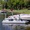 4-place pedal boat / aluminum II AMERICAN PLEASURE PRODUCTS, INC