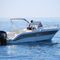 outboard walkaround / center console / 10-person max. / with cabin