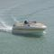 outboard day cruiser / open / 8-person max.