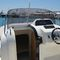 outboard walkaround / center console / 8-person max. / with cabin