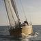 monohull / ocean cruising / open transom / 2-cabin