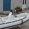outboard inflatable boat / rigid / center console / navigation