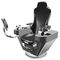 operator seat / for ships / with armrests / with built-in pilot console