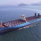 container ship cargo ship / post-Panamax / super post-Panamax