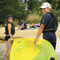 Sit-on-top kayak / flatwater / recreational / 1-person SQUIRT Mission Kayaking