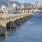 harbor fender / pier / Yokohama