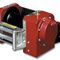 ship winch / towing / hydraulic drive / single-drum