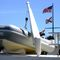 yacht davit / hydraulic