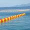 perimeter buoy / high seas / special mark / swim area