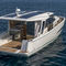 diesel-electric hybrid with solar energy express cruiser / 2-cabin