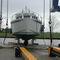 marina crane / pivoting jib