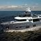 cruising motor yacht / explorer / flybridge / steel