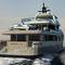 expedition super-yacht / explorer / flybridge / steel