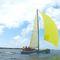 monohull / dayboat / open transom / wooden